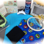 {Thomas the Train} T-Shirt Applique Tutorial