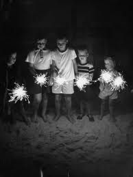 Sparkler Safety 101