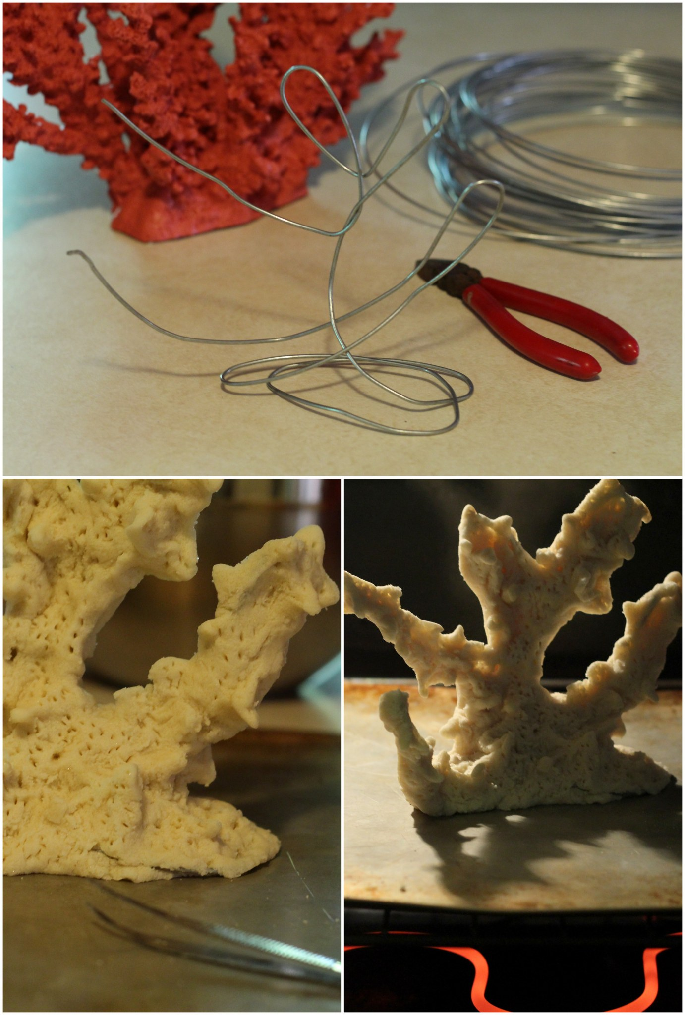 DIY Faux Coral Tutorial