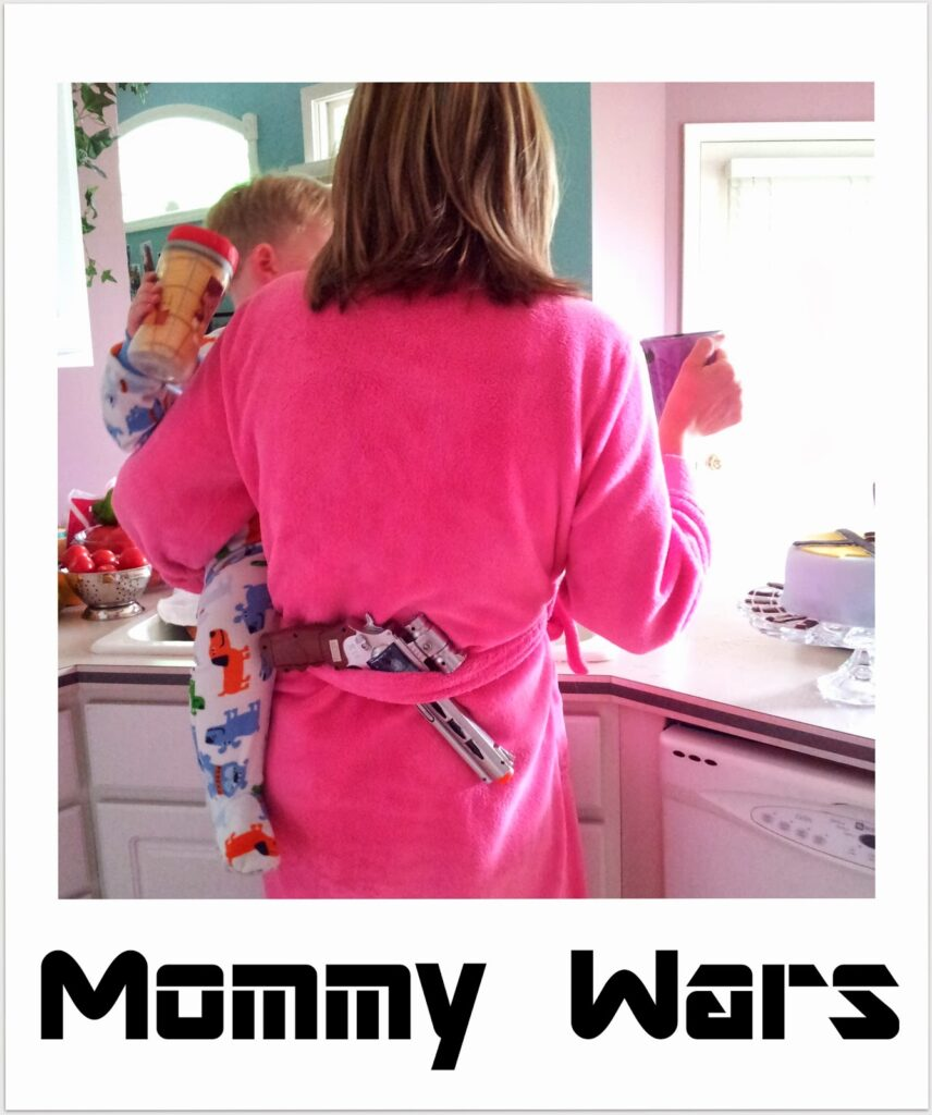 Mommy Wars: A Response to Amy Glass
