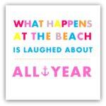 Printable Beach Image