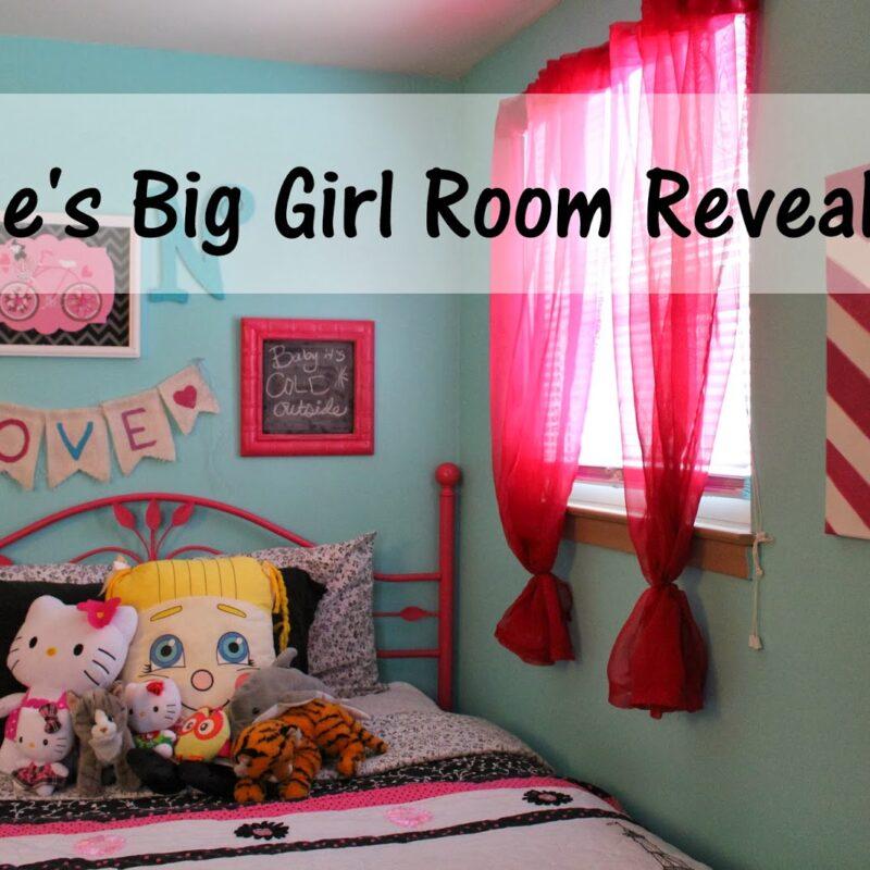 Natalie's Big Girl Room Reveal