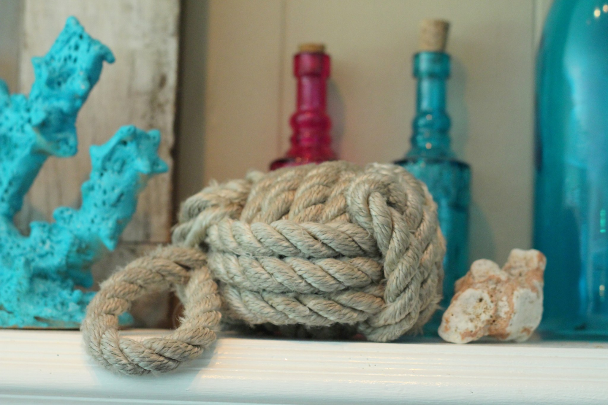 monkey rope