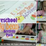 National Jelly Bean Day: Preschool Activity