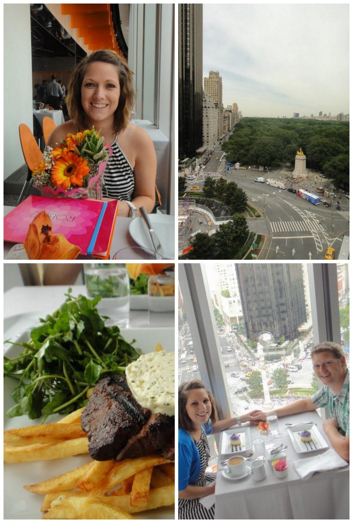 Robert Restaurant Views of Central Park
