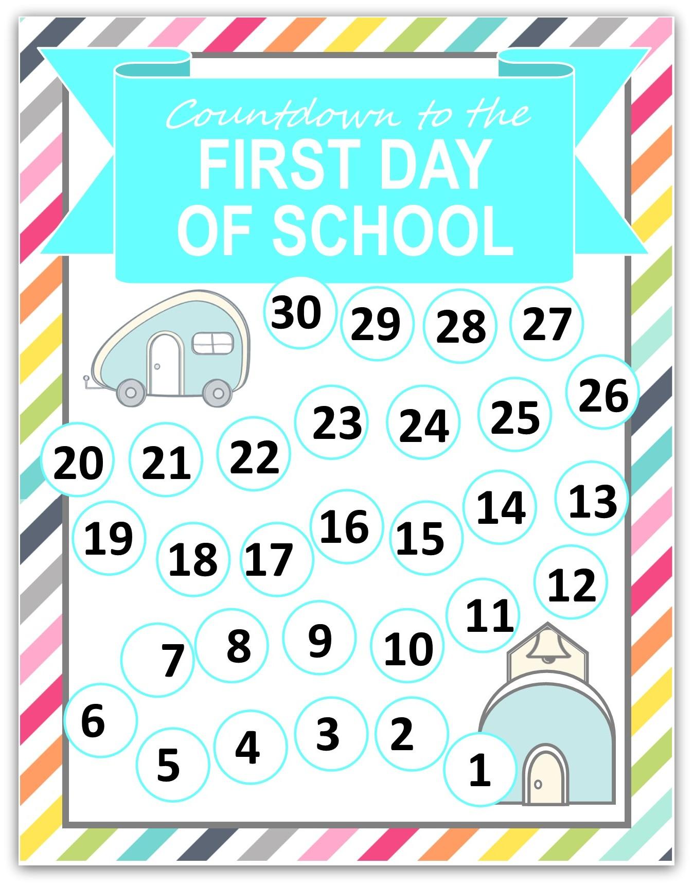 SCHOOL COUNTDOWN33