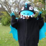 101 Handmade Costumes: No Sew Dragon