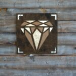 DIY Geometric Diamond Art (Contributor Post)
