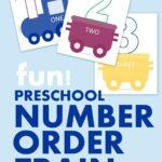 Number Order Train