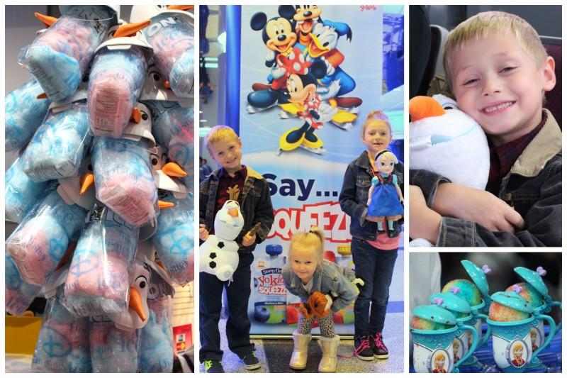 A Fun Family Night at Disney on Ice!