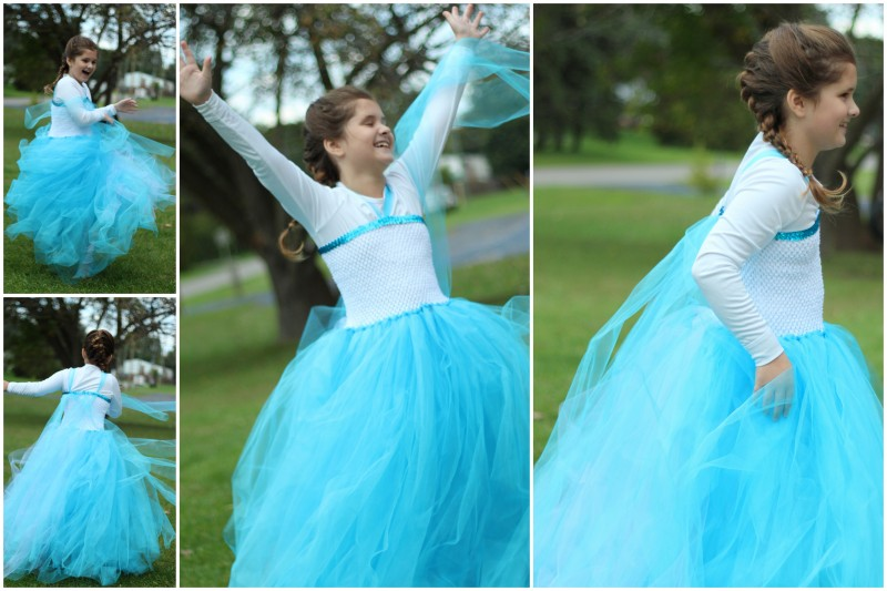 The easiest diy elsa dress ever collages24 solutioingenieria Choice Image