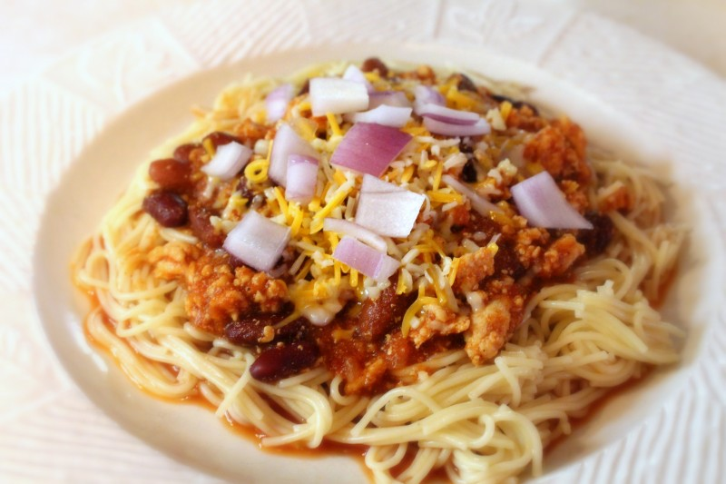 Yummy Cincinnati Chili Recipe