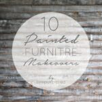 10 Painted Furniture Makeovers :: Contributor Post