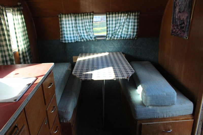 Vintage Trailer Renovation: Before! 15