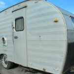 Vintage Trailer Renovation: Before!