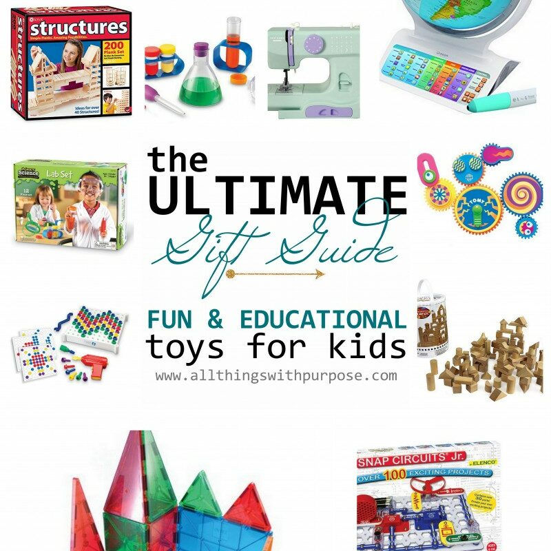 Fun and Educational Gift Guide