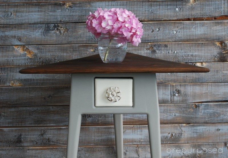 Corner Table Makeover (Contributor Post)