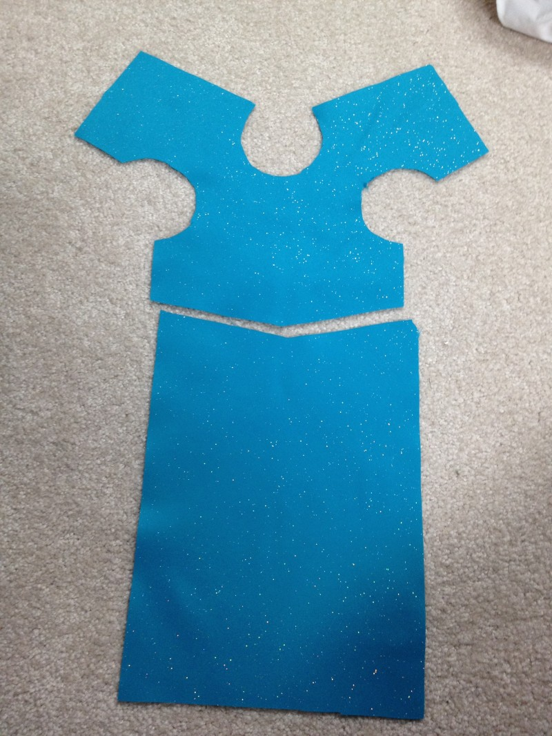 Elsa Dress Pattern For American Girl 18 Quot Dolls