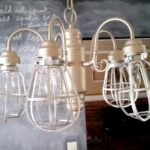 Non-Permanent Ways to Update a Light Fixture