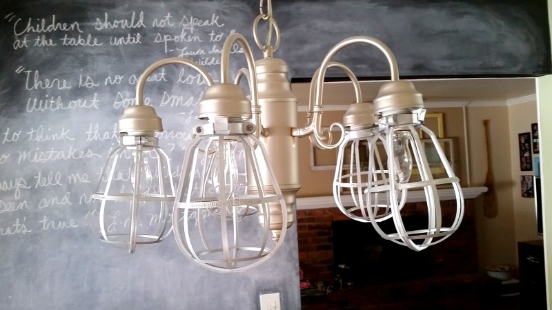 Vintage Light Cages