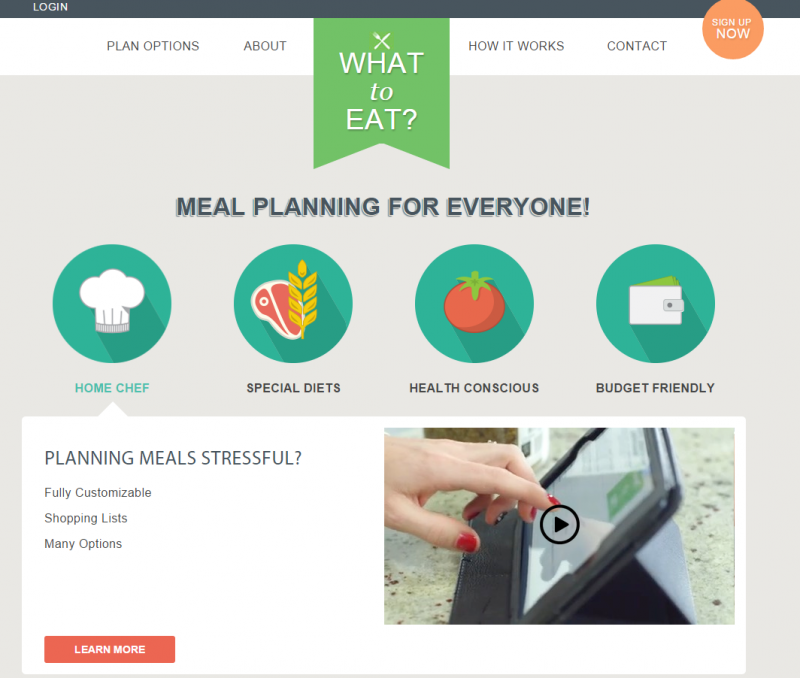 What to Eat Daily: Meal Planning Subscription (GIVEAWAY!)