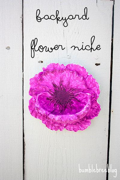 Backyard Flower Niche-3