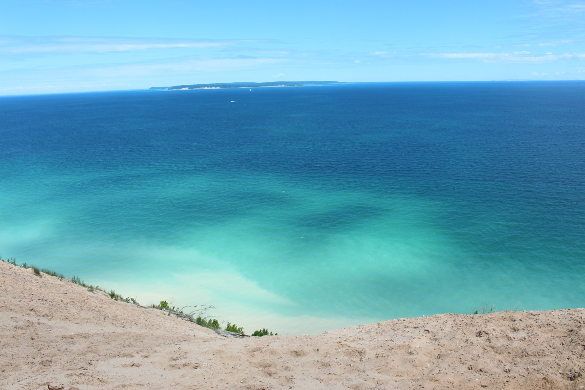 Pyramid Point Sleeping Bear Dunes Michigan #puremichigan
