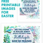 Printable Easter Image and Resources for Families 2