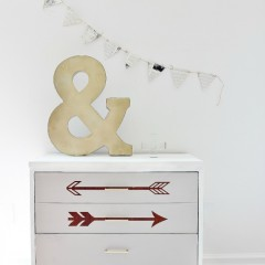 chalky-painted-dresser