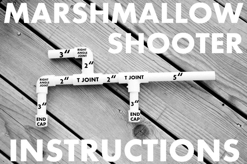 The Ultimate Marshmallow Shooter Guns
