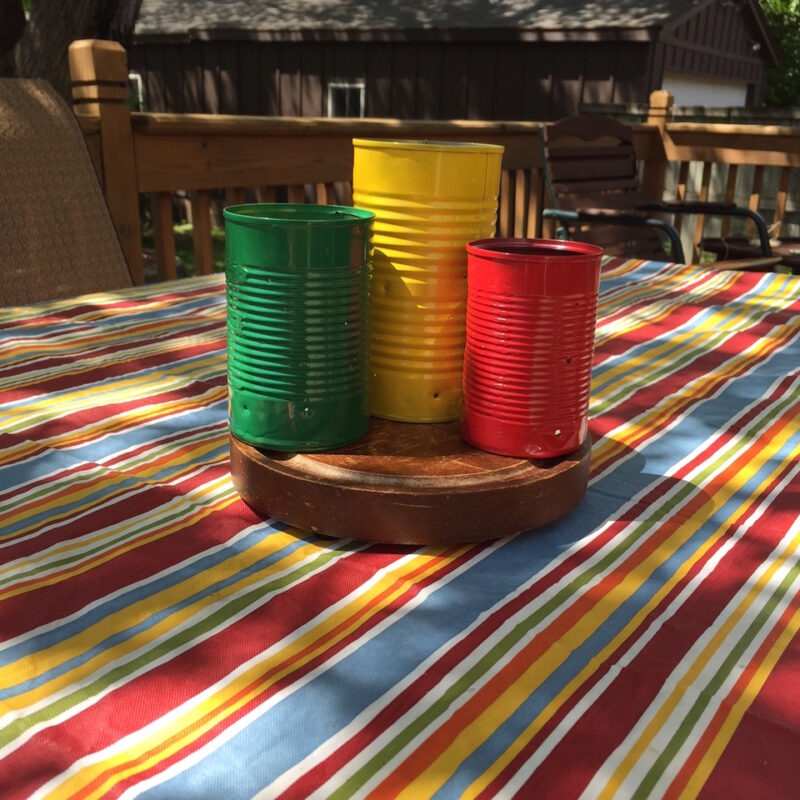 For the Deck Dwellers: Outdoor Decorating on a Budget