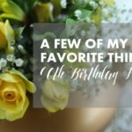 "Oma's ""Favorite Things"" 90th Birthday Party"
