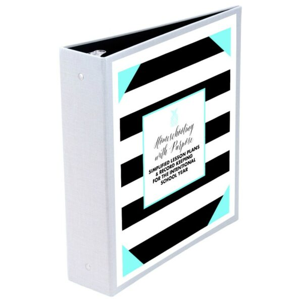 Homeschooling with Purpose Planner 4