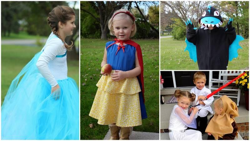 Last minute costume ideas