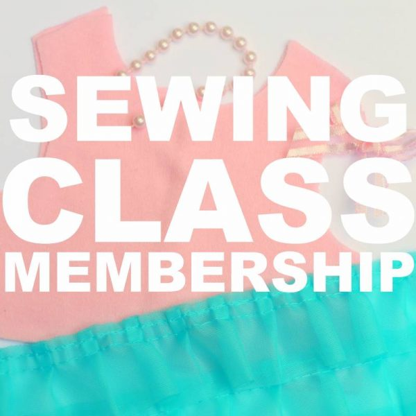 Sewing Class: Virtual Lessons