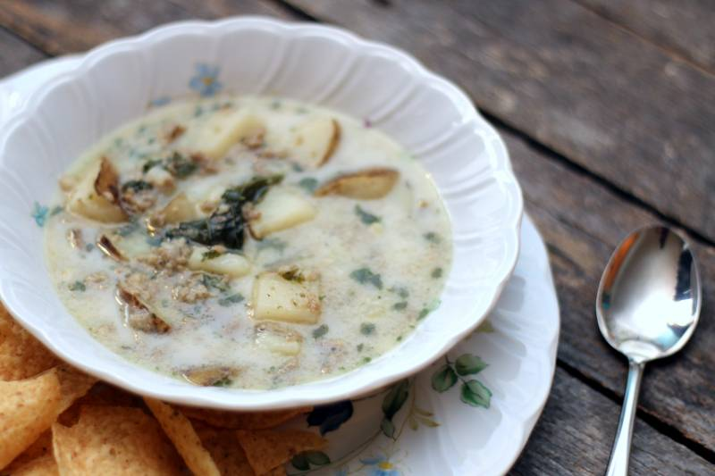 Easy Zuppa Toscana Recipe 2