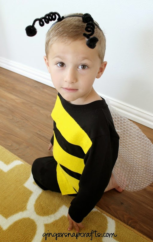 bee kid costume_thumb