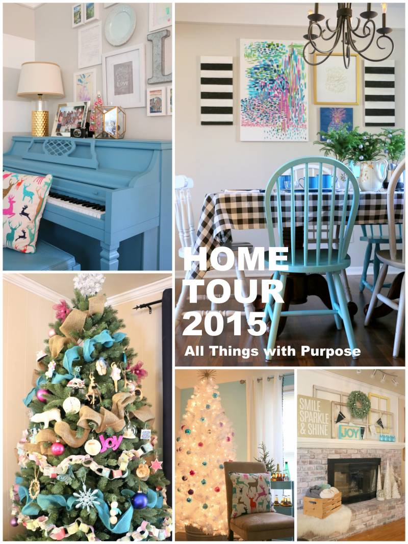 home tour 2015