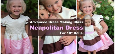 neapolitan dress class