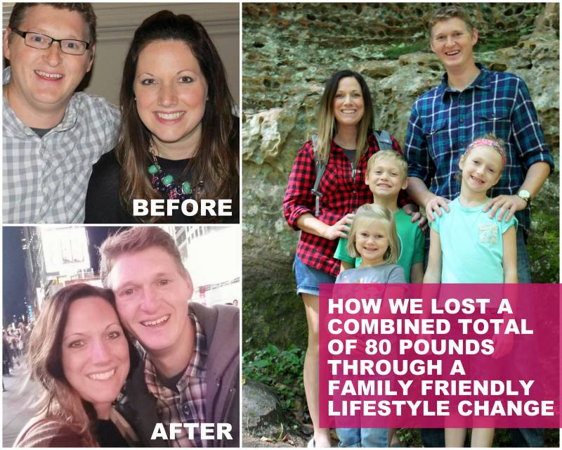 Our (Family Friendly) Healthy Living Lifestyle Change 3
