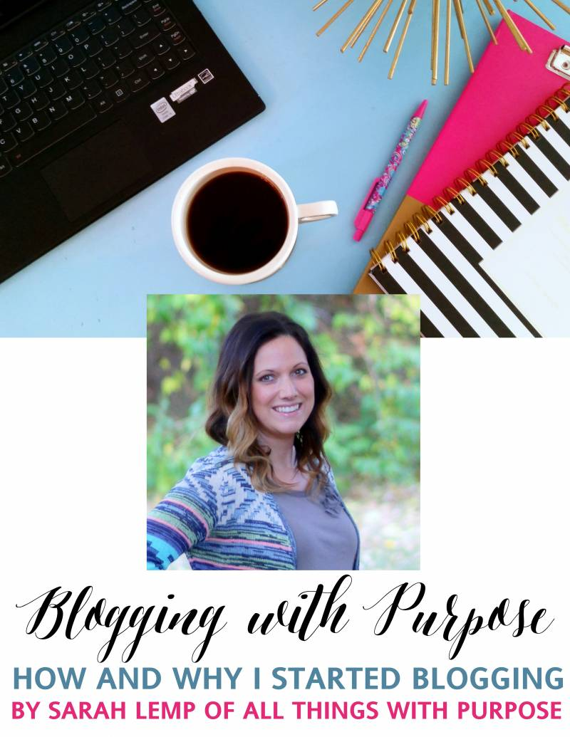 blogging with purpose 101