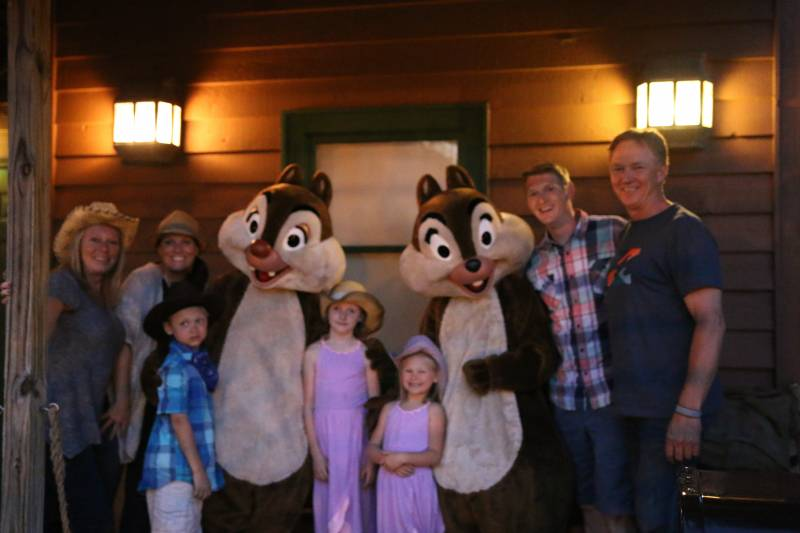 Review of Disney's Fort Wilderness Campground 14
