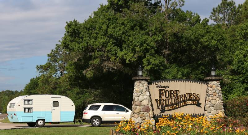 Review of disney 39 s fort wilderness campground for Disney cabins fort wilderness
