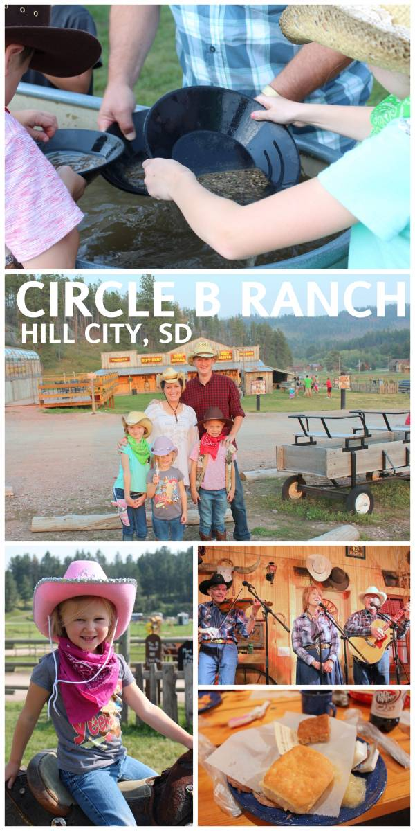 circle b ranch - hill city south dakota