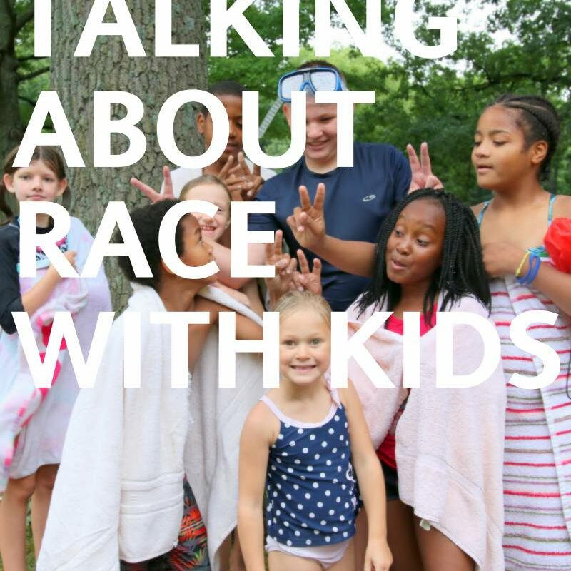 What I'll Tell My Kids About White Privilege