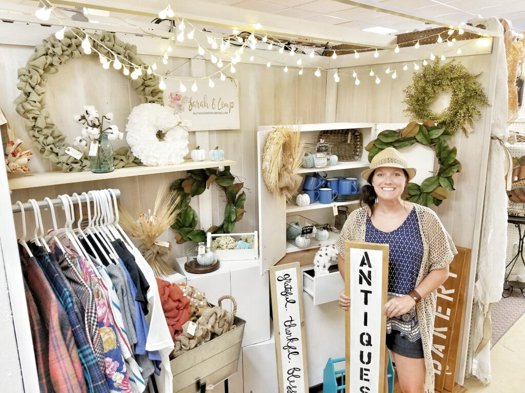 My New Adventure at the Town Peddler