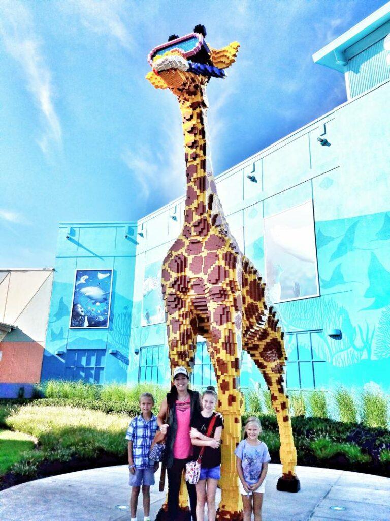 Homeschool Days at Legoland and Sea Life Michigan