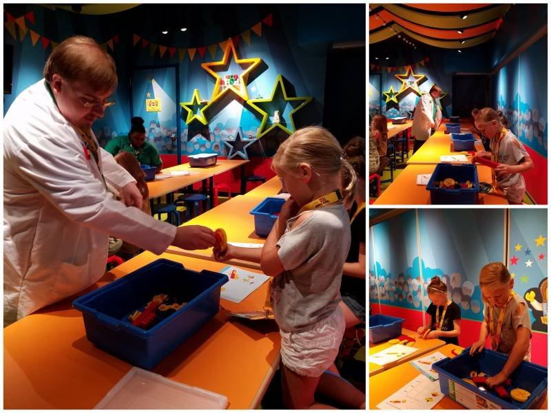 Homeschool Days at Legoland and Sea Life Michigan 12
