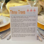 The Tale of Three Trees Activity Pack