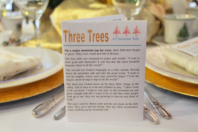 A Tale of Three Trees
